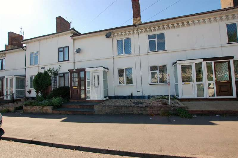 2 Bedrooms Terraced House for sale in High Street, Wollaston, DY8 4NY