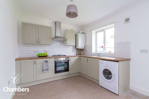 2 Bedrooms Apartment Flat for sale in Aberporth Road, Gabalfa, Cardiff, CF14