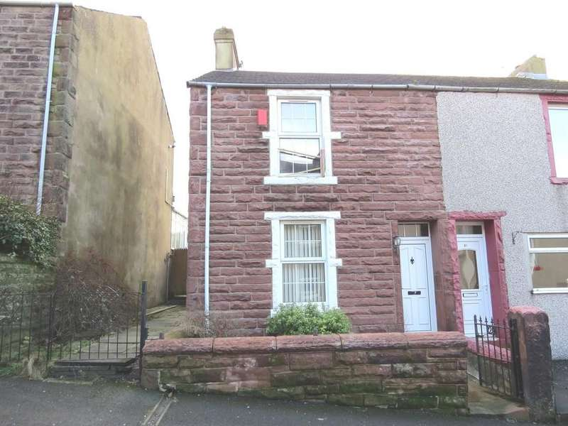 2 Bedrooms Semi Detached House for sale in Bedford Street, Whitehaven, Cumbria