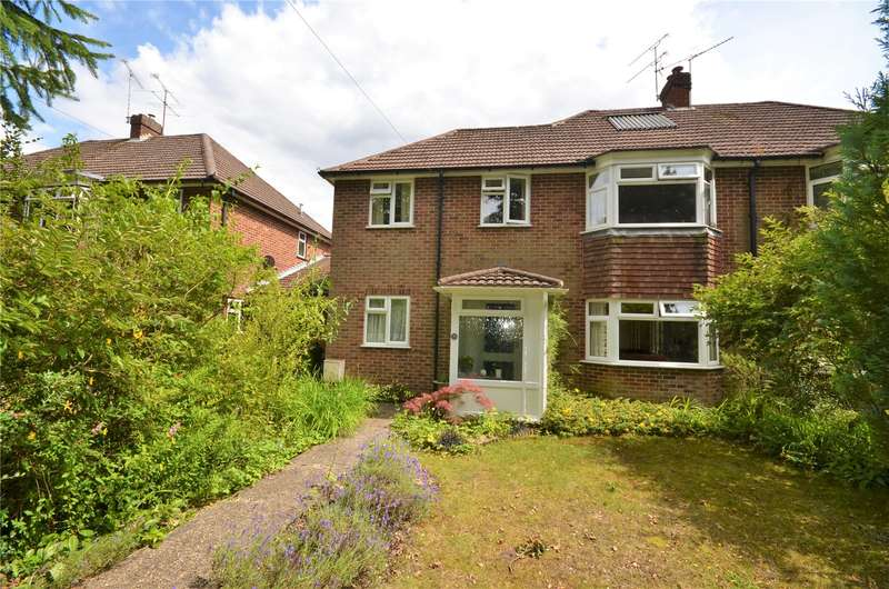 4 Bedrooms Semi Detached House for sale in Reading Road, Burghfield Common, Reading, RG7