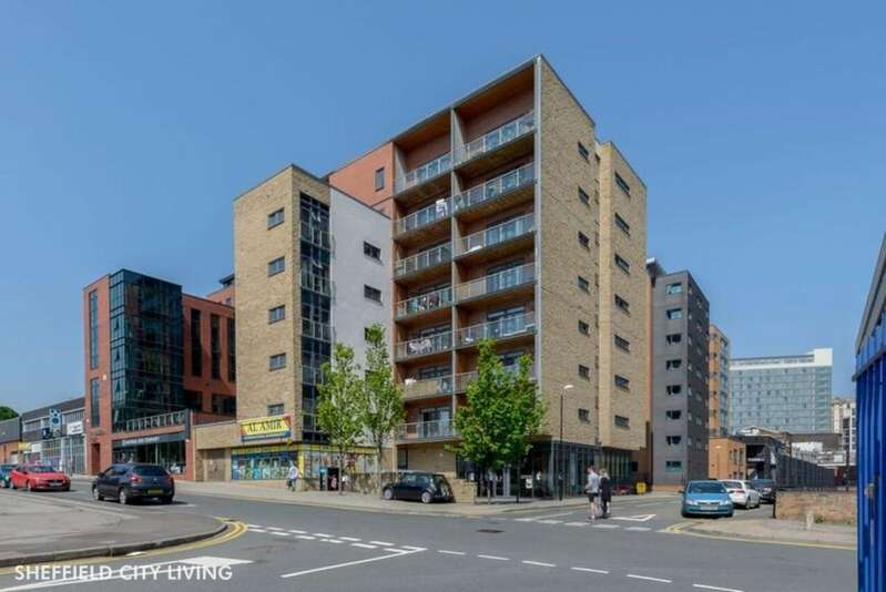 1 Bedroom Apartment Flat for rent in Fitzwilliam House, 8 Milton Street, Sheffield, S1 4JU