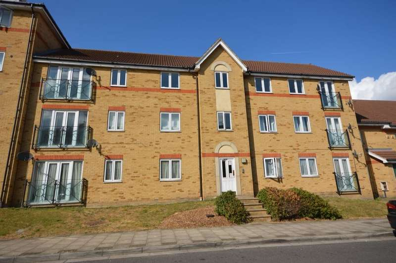 1 Bedroom Flat for sale in Hill View Drive, West Thamesmead , London, SE28