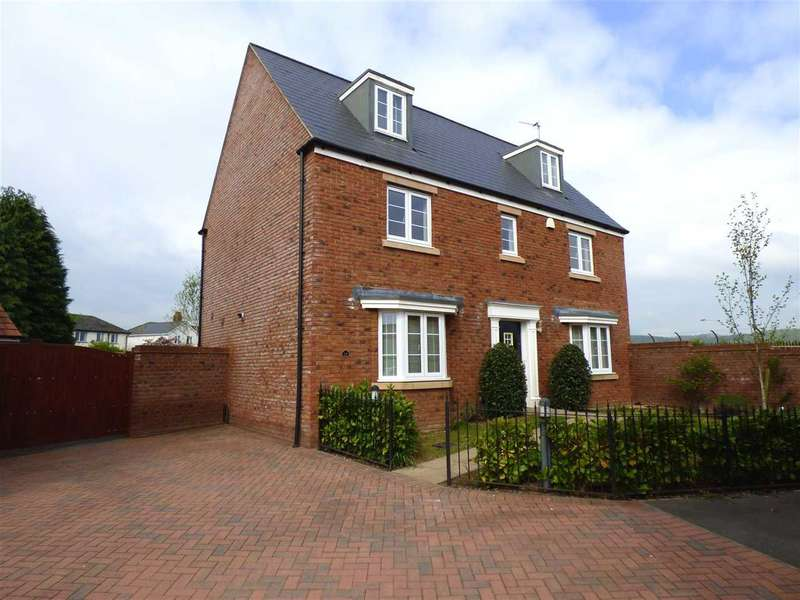 6 Bedrooms Detached House for sale in Merton Green, Caerwent, Caldicot