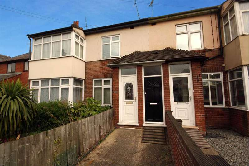 3 Bedrooms Maisonette Flat for sale in Wherstead Road, Ipswich