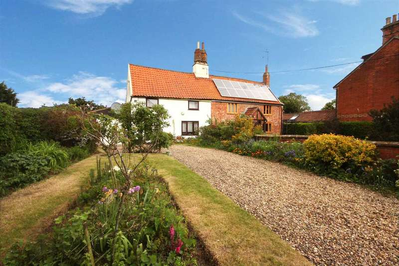 2 Bedrooms Cottage House for sale in Lindi, The Street, Shotley