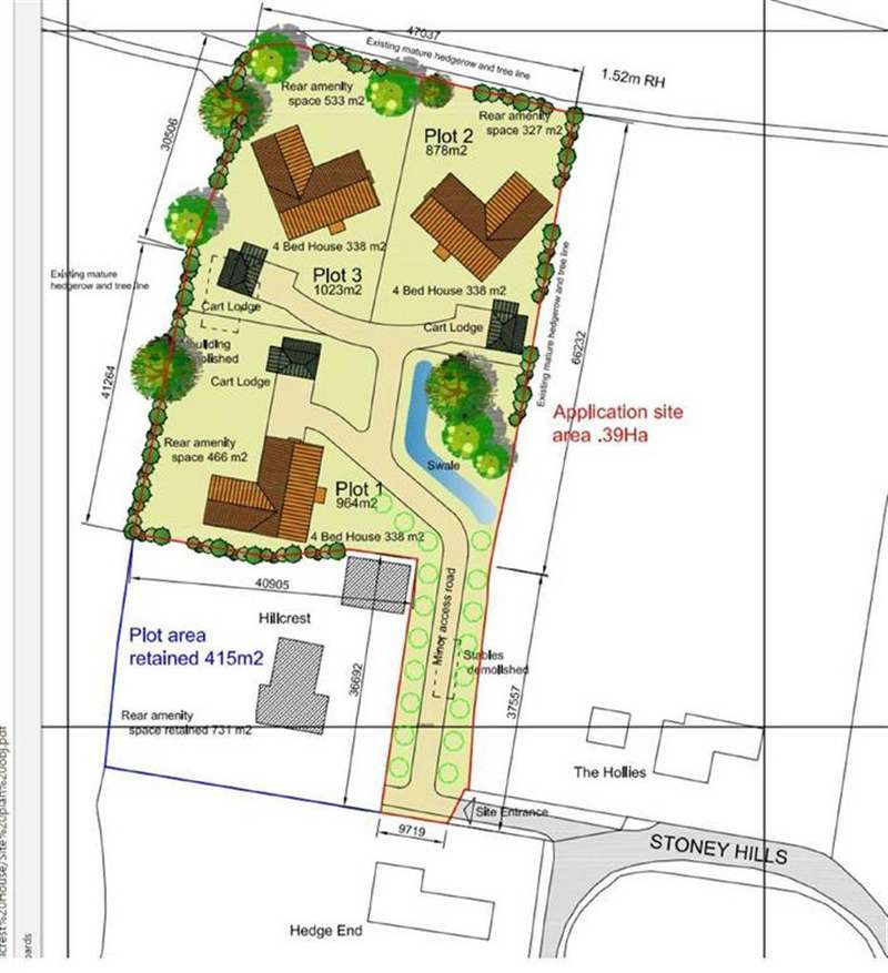 5 Bedrooms Land Commercial for sale in Stoney Hills, Burnham-on-Crouch, Essex