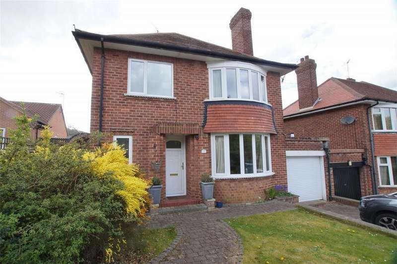 4 Bedrooms Detached House for sale in Evelyn Drive, Scarborough