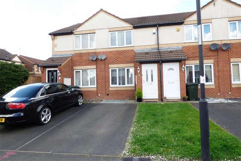 2 Bedrooms Terraced House for sale in Robert Westall Way, Royal Quays