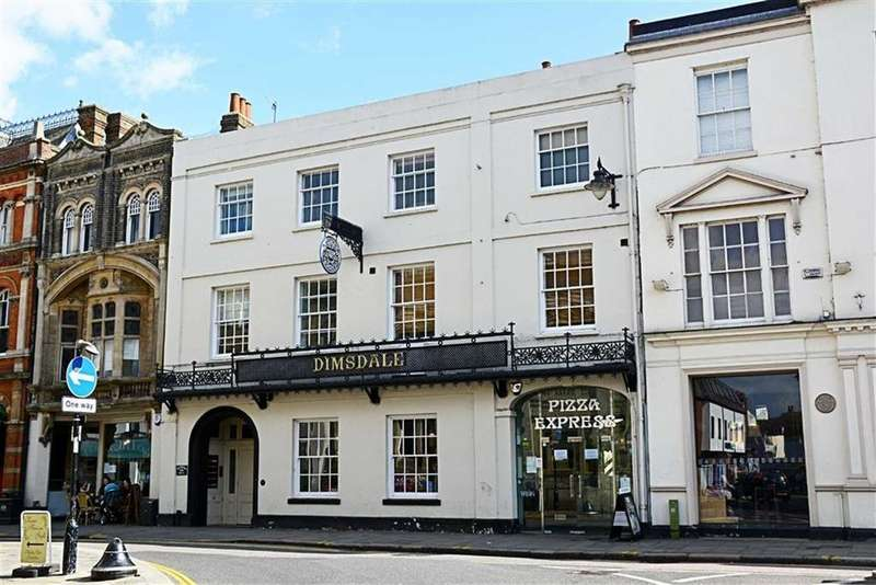 2 Bedrooms Flat for sale in 80 Fore Street, Hertford, Herts, SG14
