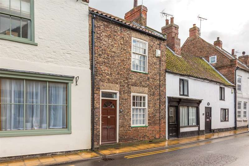 1 Bedroom Terraced House for sale in High Street, Cawood, Selby, YO8