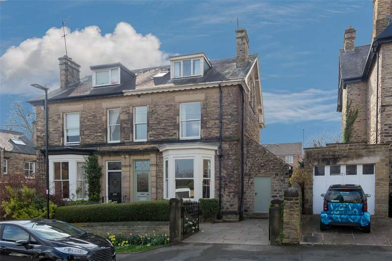 5 Bedrooms Semi Detached House for sale in Knaresborough Road, Sheffield, South Yorkshire, S7