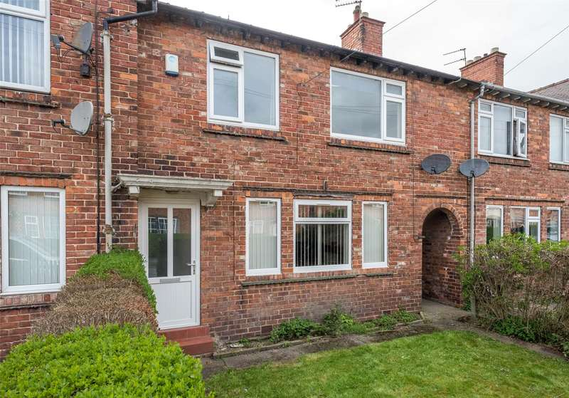 4 Bedrooms Terraced House for sale in Seventh Avenue, York, YO31