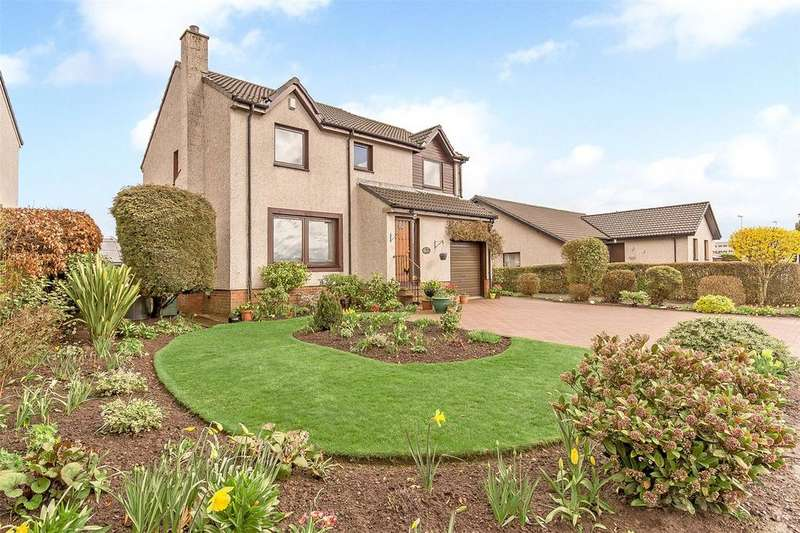 4 Bedrooms Detached House for sale in 3 Inglesmount, 175 Oakbank Road, Perth, PH1