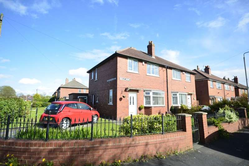 3 Bedrooms Semi Detached House for sale in Buckley Square, Farnworth, Bolton, BL4