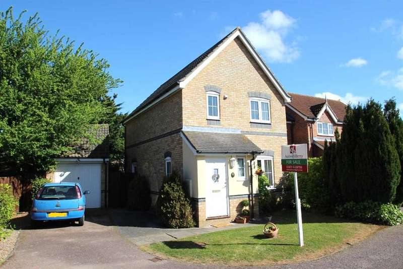 3 Bedrooms Detached House for sale in The Lloyds, Grange Farm, Kesgrave, Ipswich