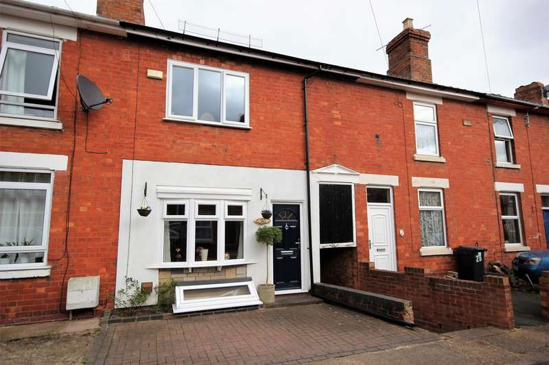2 Bedrooms Terraced House for sale in Mayfield Road, Worcester