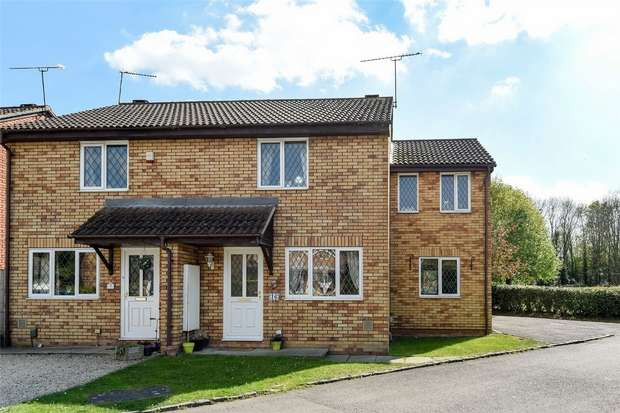 4 Bedrooms Semi Detached House for sale in Laburnum Road, WINNERSH, Berkshire