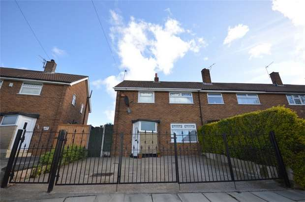3 Bedrooms End Of Terrace House for sale in Old Chester Road, Rock Ferry, Merseyside