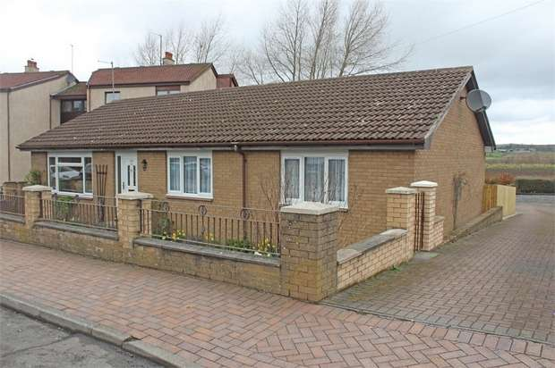 3 Bedrooms Detached Bungalow for sale in Cardenden Road, Cardenden, Lochgelly, Fife