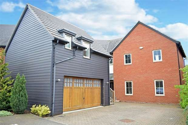 5 Bedrooms Detached House for sale in Sampford Road, Thaxted, Dunmow, Essex