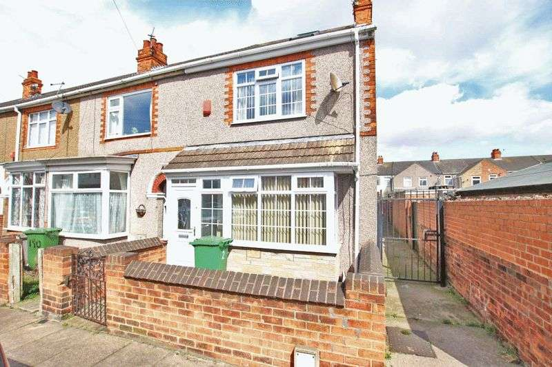 2 Bedrooms House for sale in LAWRENCE STREET, GRIMSBY
