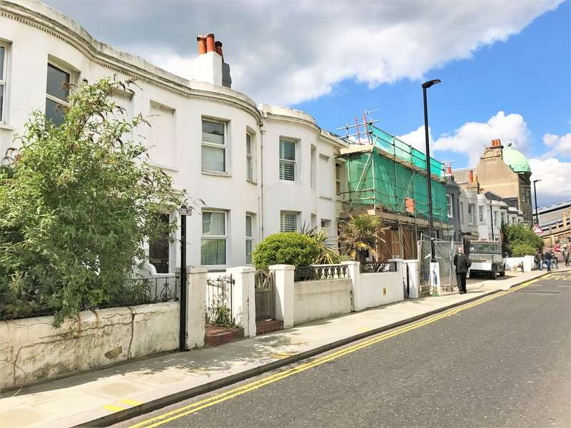 2 Bedrooms Terraced House for sale in Surrey Street, Brighton