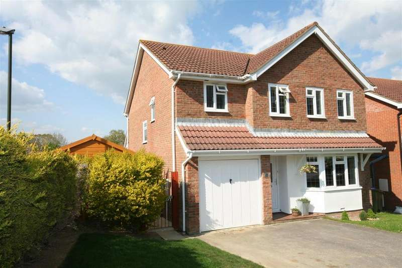 4 Bedrooms Detached House for sale in Staples Hill, Partridge Green, Horsham