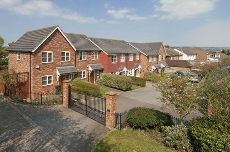 3 Bedrooms End Of Terrace House for sale in Cades Place, Malling Terrace, Maidstone