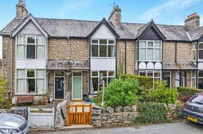 3 Bedrooms Terraced House for sale in Silverdale Road, Arnside, Cumbria, United Kingdom, LA5