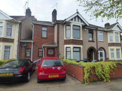 4 Bedrooms Semi Detached House for sale in Siddeley Avenue, Coventry, West Midlands
