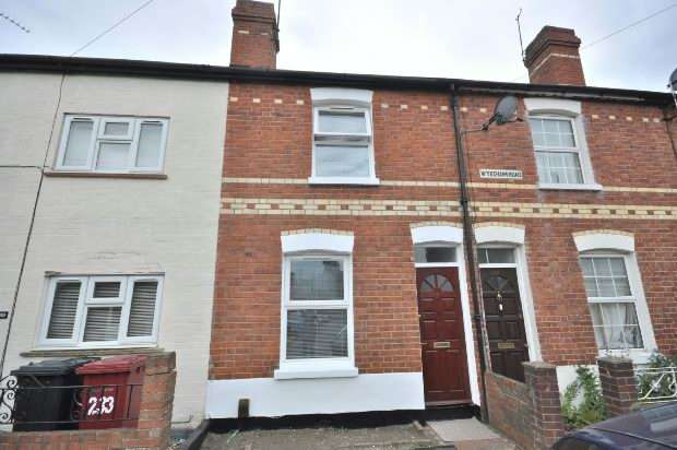 2 Bedrooms Terraced Bungalow for sale in Wykeham Road, Reading