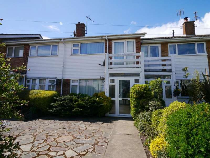 3 Bedrooms Terraced House for sale in All Saints Road, Pakefield, Lowestoft