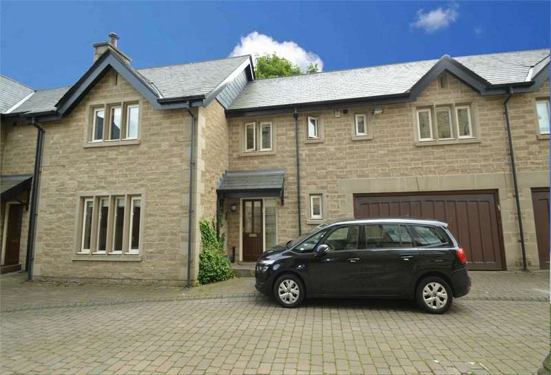 4 Bedrooms Town House for sale in Montpellier Mews, Salford, M7