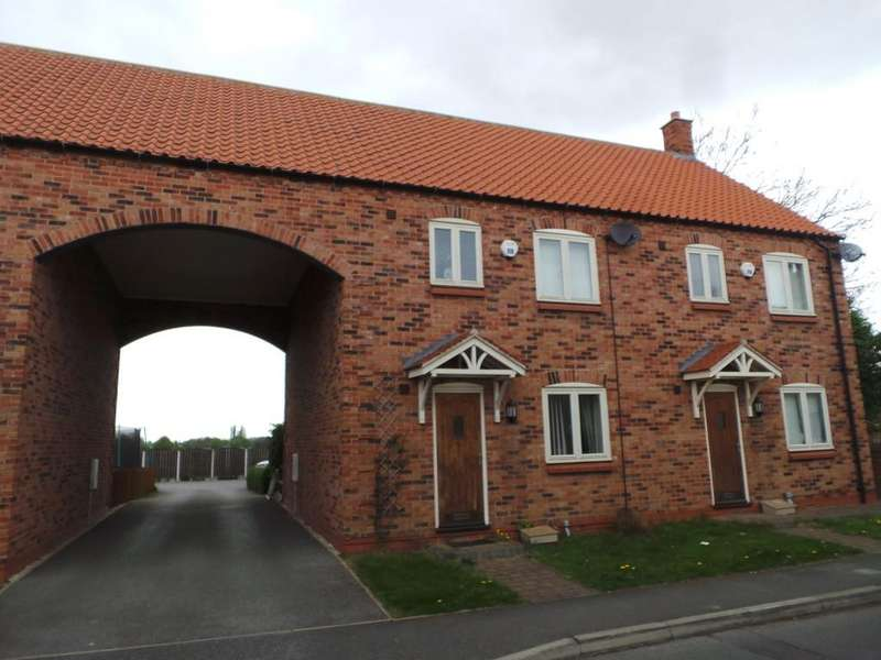 4 Bedrooms Town House for sale in The Arches, Main Street, West Stockwith