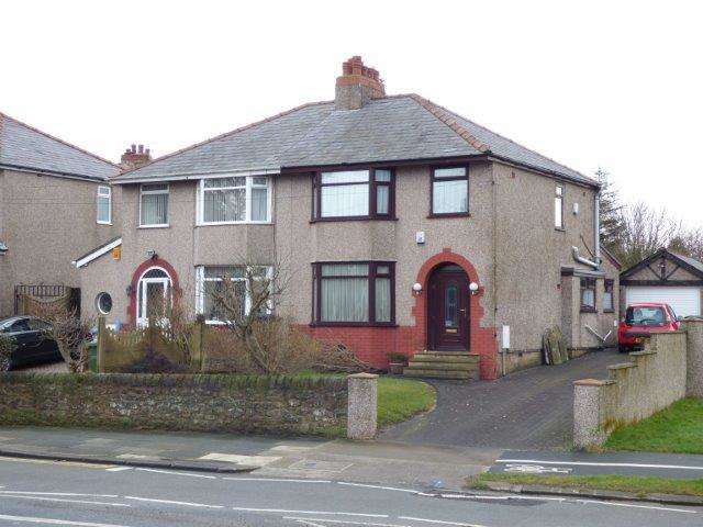 3 Bedrooms Semi Detached House for sale in Heysham Road, Heysham, LA3 2JL