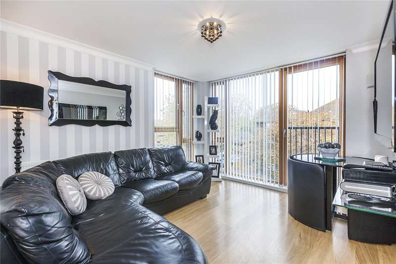2 Bedrooms Flat for sale in Kite House, 286 Lynton Road, London, SE1