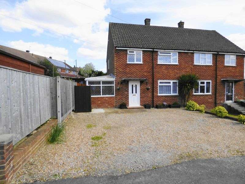 3 Bedrooms Semi Detached House for sale in GUEST ROAD, BISHOPSTOKE