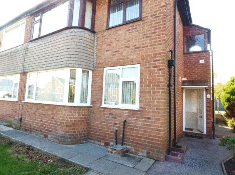 1 Bedroom Flat for sale in Ravenglass Avenue, Liverpool