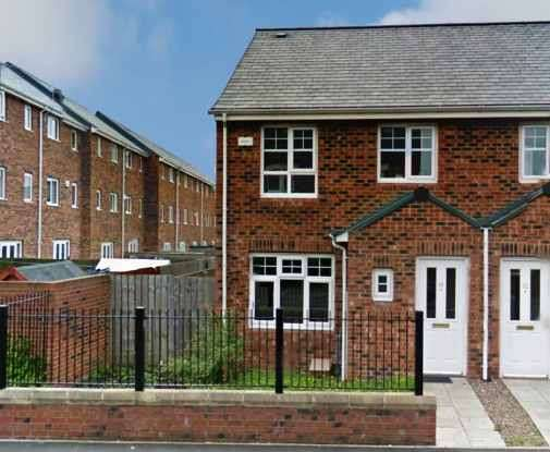 3 Bedrooms Terraced House for sale in Lovaine Place West, North Shields, Tyne And Wear, NE29 0EJ