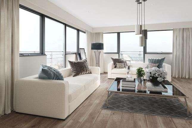 2 Bedrooms Property for sale in Apartment 10-05. Landmark Development, Manchester, M50 3XZ