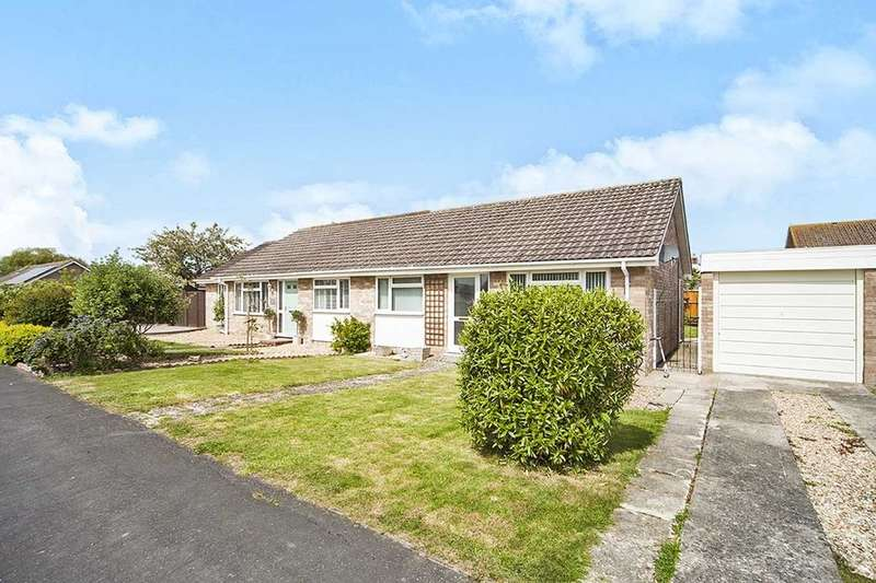 2 Bedrooms Semi Detached Bungalow for sale in Estuary Park, Combwich, Bridgwater, TA5