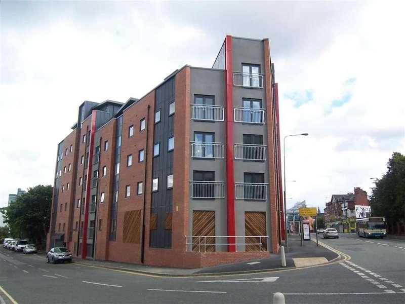 2 Bedrooms Flat for sale in Blackfriars Road, Salford
