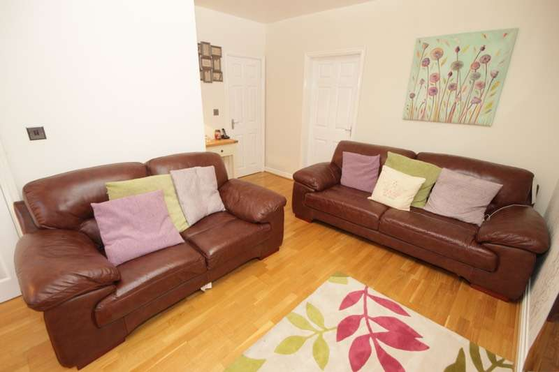 3 Bedrooms Terraced House for sale in Railway Street, Leyland, Lancashire, PR25