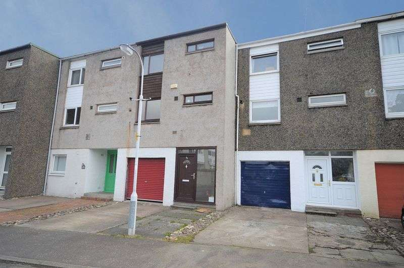 4 Bedrooms Terraced House for sale in Elgin Drive, Tanshall, Glenrothes