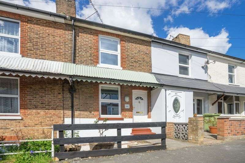 2 Bedrooms Terraced House for sale in Springfield Road, Tunbridge Wells