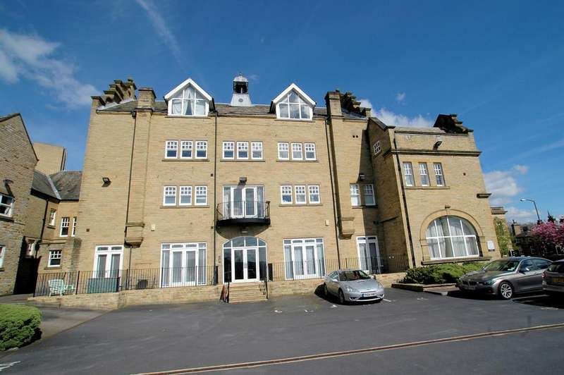 2 Bedrooms Apartment Flat for sale in Apt 21 'Clare Court' Prescott Street, Halifax HX1