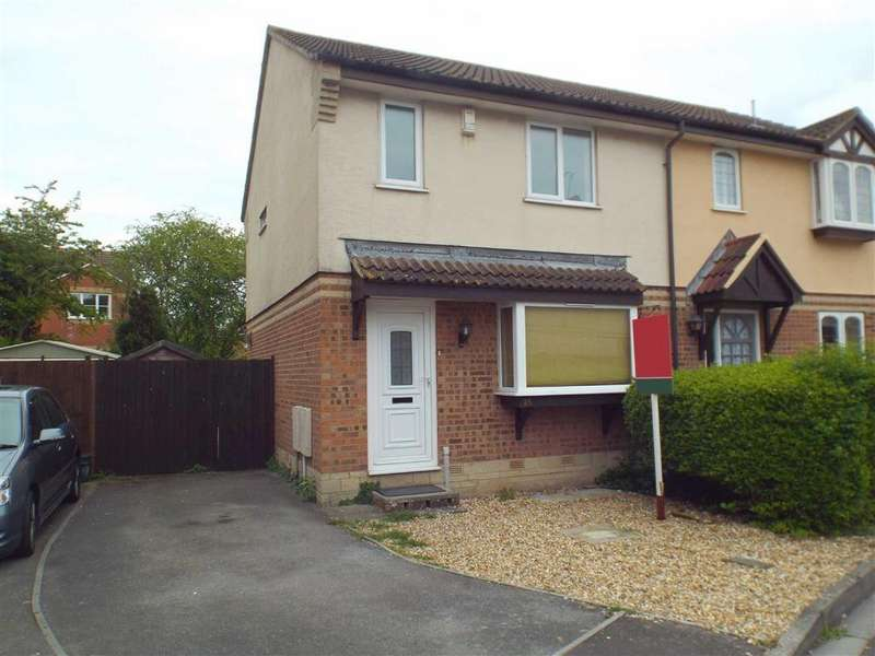 3 Bedrooms Semi Detached House for sale in Pinter Close, BURNHAM-ON-SEA, Burnham-on-Sea