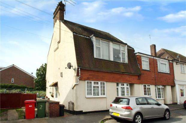 2 Bedrooms Apartment Flat for sale in Angmering Way, Rustington, West Sussex, BN16