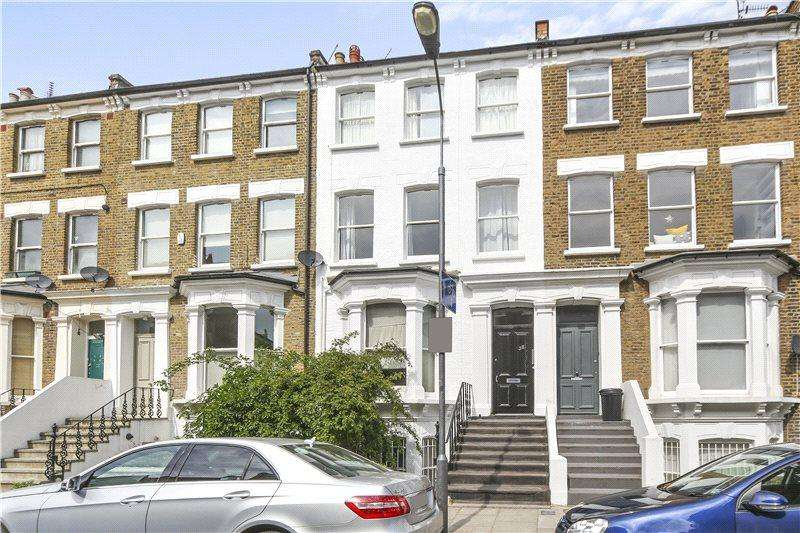 1 Bedroom Flat for sale in Minford Gardens, Brook Green, London, W14