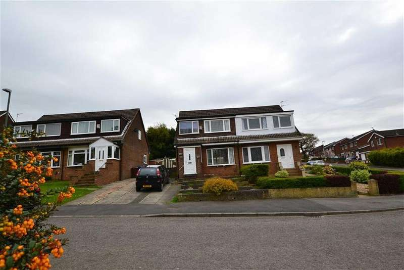 3 Bedrooms Semi Detached House for sale in Lower Manor Lane, Burnley, Lancashire
